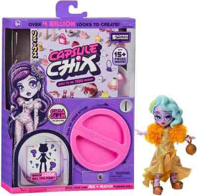 Amazon: Capsule Chix Giga Glam Collection Doll Only $5.66 (Reg. $15)