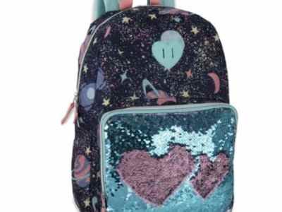 Amazon: Changing Sequin Glitter Backpack for $8.97 (Reg. Price $11.99)