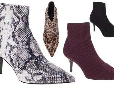 HSN: Charles by Charles David Amstel Stretch Knit Bootie ONLY $76 + FREE Shipping (Reg $119)