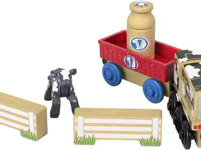 Amazon: Fisher-Price Thomas & Friends Dairy Drop-off ONLY $7.29 (Reg $30)