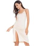 Amazon: MANCYFIT Full Slip Dresses For $7.99