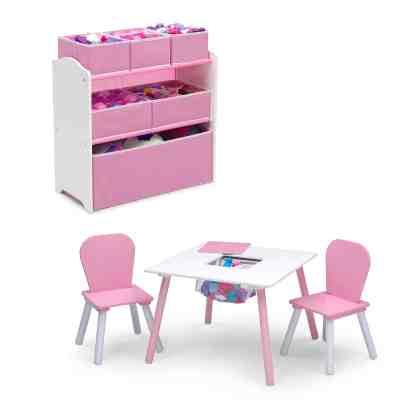 Walmart: Delta Children 4-Piece Toddler Playroom Set, Just $65.00
