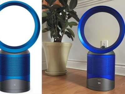Home Depot: Dyson Pure Cool Link Air Purifier ONLY $259 (Regularly $399)