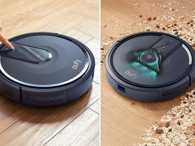 Walmart: Eufy RoboVac 25C for ONLY $149 (Reg $250) + FREE Shipping!