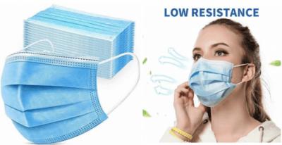 Amazon: 50-Count Disposable 3-Layer Face Masks $16.99! (Reg. $29.00)