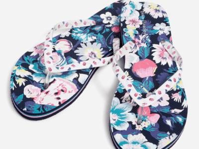 Vera Bradley: Flip Flops ONLY $12.50 (Reg $25) – Many Designs!