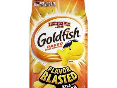 Amazon: 6 Pack Pepperidge Farm Goldfish Flavor Blasted Xtra Cheddar Crackers For $10.26