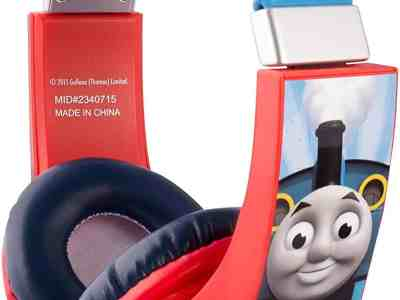 Amazon: Thomas and Friends Kids Safe Over The Ear Headphones Now $11.99