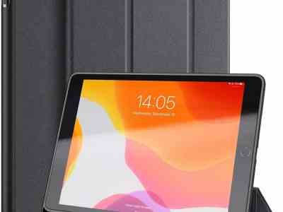 Amazon: 75% OFF on iPad 10.2 Case 2019 with Pencil Holder