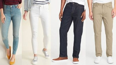 Old Navy: Jeans for the Family JUST $8 – $12 (Reg $35) – Today Only!