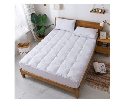 Amazon: King Size Mattress Pad for $21.00 (Reg. Price $59.99)