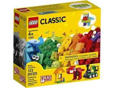 Amazon: LEGO Classic Bricks & Ideas 123-Piece Building Kit JUST $6