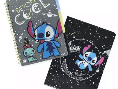 Disney Store: Lilo & Stitch Notebook and Folder Set ONLY $6.40 (Reg $15)