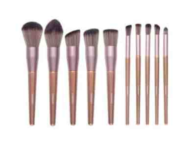 Amazon: Makeup Brush Sets for $5.19