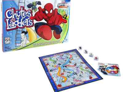 Amazon: Marvel Super Hero Adventures Chutes & Ladders Game Only $16.99 (Reg. $28)