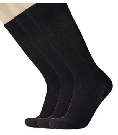 Amazon: Men's Athletic Socks for $5.00 (Reg. Price $24.99)