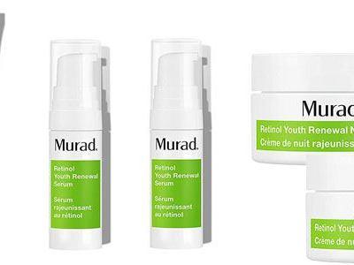 Amazon: Murad Retinol To Go Set ONLY $16.97 (Regularly $35)