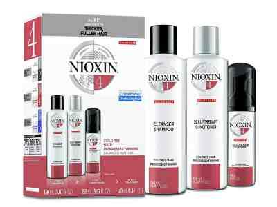 Amazon: Nioxin System 4 Hair Care Kit or Colored Treated Hair 25.49 (Reg. $45.00)