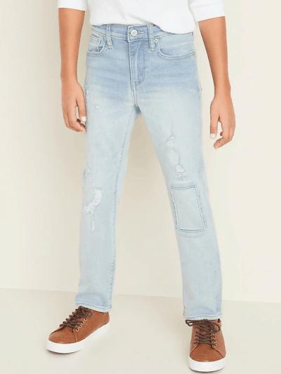 Old Navy: Karate Slim Built-In Flex Max Jeans for Boys ONLY $9.07 (Reg $35)