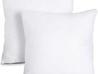 Amazon: Throw Pillows Insert (Pack of 2) Now $16.99 (Reg $21.99)