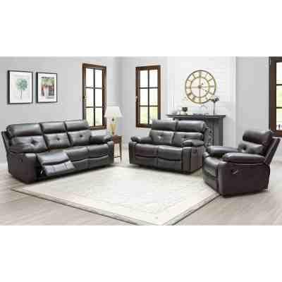 Sam'sClub: Augusta 3-Piece Reclining Sofa, Loveseat & Chair For $1,699 (Reg.$2569) + Free Shipping