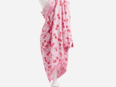 Vera Bradley: Sarong, Rosy Garden Picnic ONLY $25 (Reg $50)