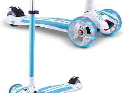 Amazon: Hikole Scooter for Kids For $31.49 (Reg. $62.99)