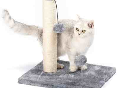 Amazon: RUMUUKE Cat Scratching Post For $16.19