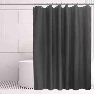 Amazon: Ebecede EVA Plastic Shower Curtain JUST $3.90