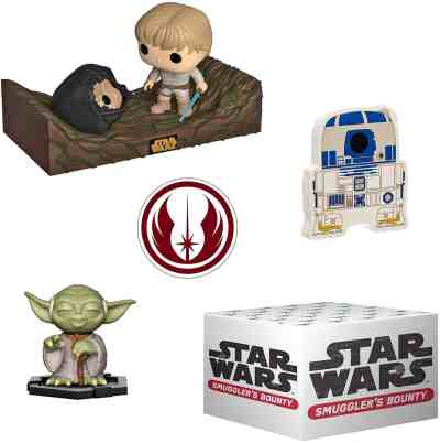 Amazon: Funko Star Wars Smuggler's Bounty Box, Dagobah Theme Only $9.99