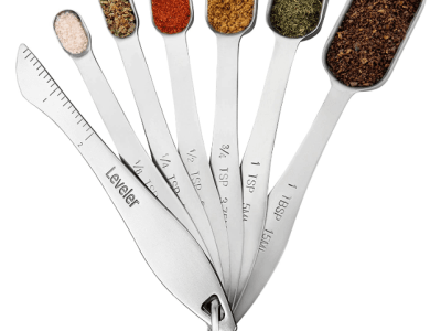 Amazon: Spring Chef Metal Measuring Spoons Only $12.97 (Reg. $25)