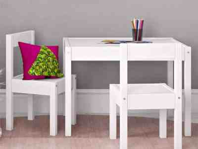 Amazon: Baby Relax Hunter 3 Piece Kiddy Table and Chair Set Now $35.71 (Reg. $99.00)