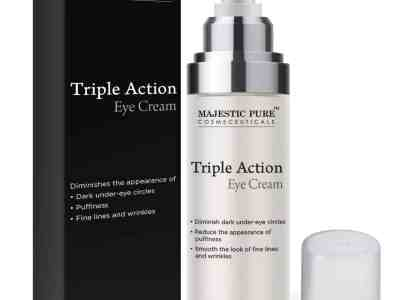 Amazon: Triple Action Eye Cream Only $7.00 After Code!