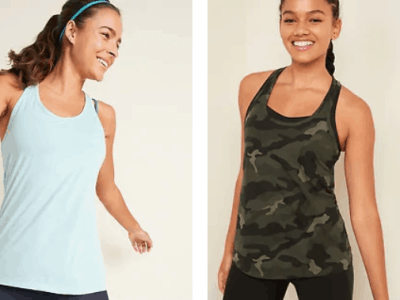 Old Navy: Women's Activewear Starting at JUST $6.50 (Reg $13)