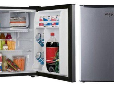 Target: Whirlpool Mini Stainless Steel Refrigerator ONLY $99.99 (Reg $150)