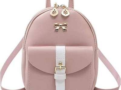 Amazon: Women Mini Backpack, Just $5.89 (Reg $9.99) after code & coupon!