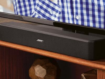 Amazon: Bose Solo 5 TV Soundbar Sound System for ONLY $179 (Reg $249)