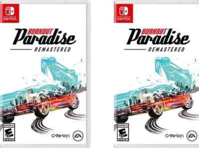 Amazon: Burnout Paradise Remastered Video Game JUST $29.99 (Reg $50)