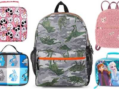 TCP: Kids Lunch Boxes & Backpacks From ONLY $7.47 + FREE Shipping (Reg $15)