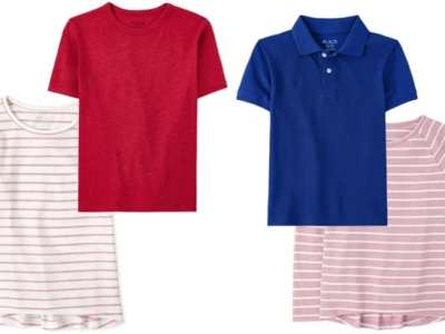 The Children's Place: Apparel Up to 70% OFF – From JUST $2.99 + FREE Shipping!