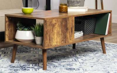 BCP: Wooden Coffee Table for ONLY $69.99 + FREE Shipping (Reg $108)