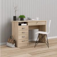 Tvilum Walden Desk with 5 Drawer $79!!