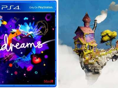 Amazon: Dreams Standard Edition for PS4 JUST $19.99 (Regularly $40)