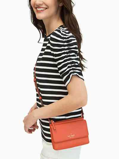 Kate Spade: Crossbody JUST $59 + FREE Shipping (Regularly $229) – Today Only!