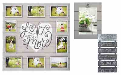 Belk: Photo Frames JUST $10 (Today Only) – Many Styles & Sizes to Choose From!