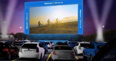 Reserve a FREE Spot at a Walmart Drive-In Movie Now | Spaces are Filling Fast