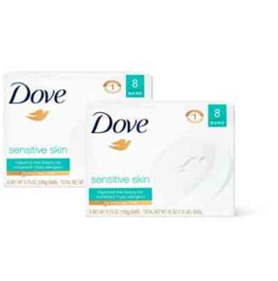 Amazon: 16 Dove Beauty Bar Gently Cleanses and Nourishes Sensitive Skin for $14.12 (Reg. Price $25.09) after coupon!