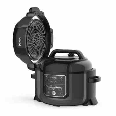 Walmart: Ninja® Foodi™ TenderCrisp 8-in-1 6.5-Quart Pressure Cooker, Black OP300 Just $139.00 At (Reg.$229.00)