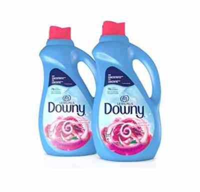 Amazon: 2 Pack of 51Fl.oz Downy Ultra Plus Liquid Fabric Conditioner for $10.99 (Reg. Price $12.99) after coupon!