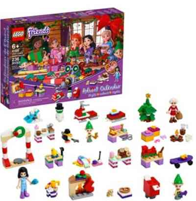 Amazon: 236 Pieces Kids Advent Calendar with Toys for $19.97 (Reg. Price $29.99)